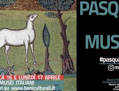Musei statali aperti domenica di Pasqua e lunedì dell'Angelo