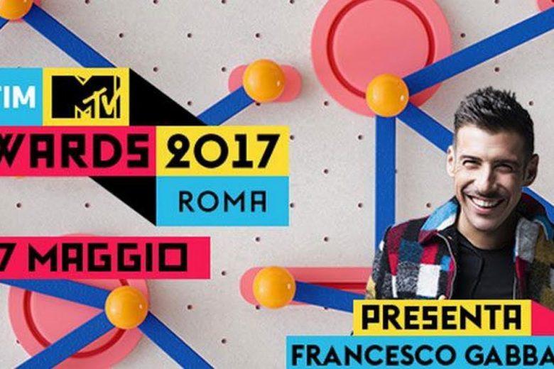 """TIM MTV Awards 2017"" a Roma sabato 27 maggio"