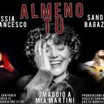 """Alessia Di Francesco in """"Almeno tu"""", omaggio a Mia Martini al Nuovo Teatro San Paolo di Roma"""