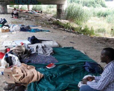 Ventimiglia: cento migranti dispersi dopo sgombero dal fiume, molti minori. La preoccupazione di MSF