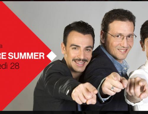 """""""Furore Summer"""", appuntamento speciale stasera su Rai Due con ospiti Ivana Spagna e Luca Dirisio"""
