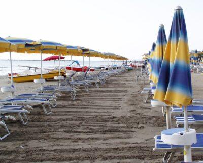 Una giornata al mare costa 87,45 euro a famiglia