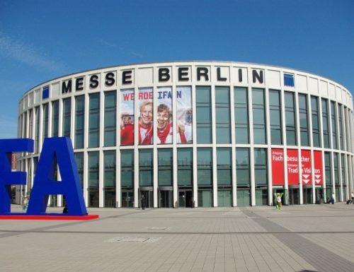 IFA 2017, Berlino protagonista con i grandi della tecnologia
