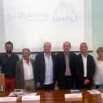 """Sostenibilità ambientale, firmato accordo tra """"Unpli"""" e """"Dolomiti Energia"""""""