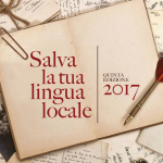 """Premio nazionale """"Salva la tua lingua locale"""""""