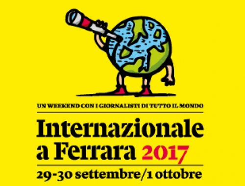 """Medici Senza Frontiere al Festival """"Internazionale a Ferrara"""""""