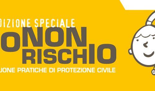 """""""Io non rischio"""", le buone pratiche di protezione civile nelle piazze italiane"""
