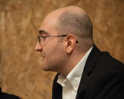 """Stefano Labbia, """"Il trucco di Molière"""""""