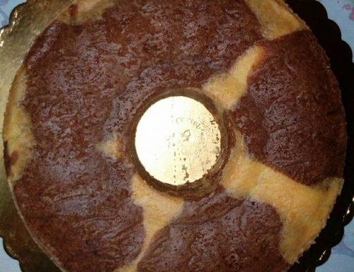 """La ciambella """"Muu Muu"""": il dolce dalle macchie dolci e… un goloso ripieno"""