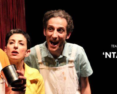 'Nta ll'aria, all'Auditorium Centro Sociale di Salerno lo spettacolo di Tino Caspanello
