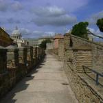 Passetto di Borgo, il collegamento tra il Vaticano e Castel Sant'Angelo per secoli a difesa dei Papi