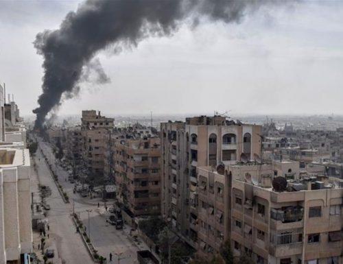 Il sottile filo siriano