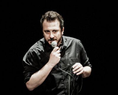 """""""Stand up comedy lab"""", Giorgio Montanini ft. nuovi comici al teatro Spazio Diamante"""