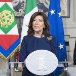 """Consultazioni, Casellati al Quirinale: """"ci sono spunti di riflessione politica"""" deciderà Mattarella"""