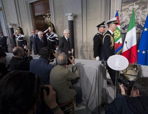Secondo giro di consultazioni, le dichiarazioni del Presidente Mattarella (VIDEO)