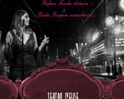 """""""Jazz in the Theatre"""", venerdì appuntamento con Valeria Rinaldi"""