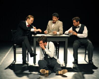 """""""Nightmare N.7"""" dal  19 al 22 aprile in scena al Teatro Marconi di Roma"""