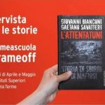 """#Trameoff. Al via """"Intervista con le storie"""" con gli autori con Saffioti e Savatteri"""