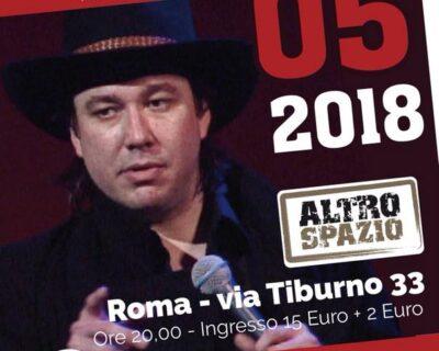 """""""Pick up the gun – Bill Hicks tribute night"""" il 18 maggio a Roma"""