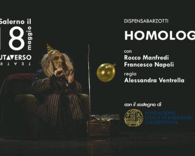 """Mutaverso Teatro chiude la stagione con """"Homologia"""" della DispensaBarzotti"""
