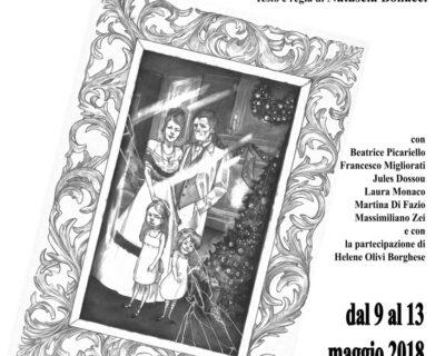 """""""Al Posto di Dio"""", spensieratezza e risate al teatro L'Aura di Roma con lo spettacolo scritto e diretto da Natascia Bonacci"""