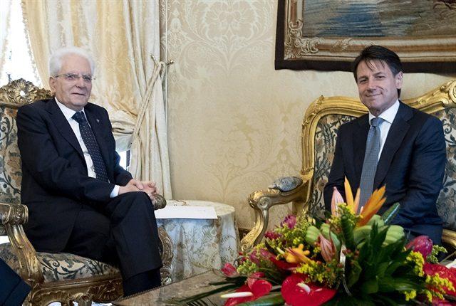 Quirinale, a Giuseppe Conte l'incarico di formare il nuovo governo (VIDEO)