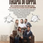 """""""Terapia di coppia"""", una storia d'amore in crisi all'Ar.Ma Teatro"""