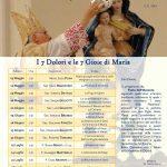 Al via sabato prossimo i quindici sabati in preparazione alla Madonna di Dipodi