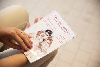 """""""Una scusa per sorridere"""", un libro per Luca Tramonti per andare oltre la diversità"""
