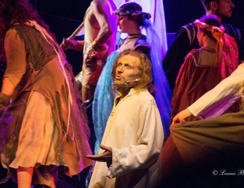"""Prima settima di repliche al """"Marconi Teatro Festival""""  dal 4 all' 8 luglio 2018"""