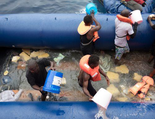 Mediterraneo, Medici Senza Frontiere: oltre 600 persone annegate o disperse nelle ultime quattro settimane