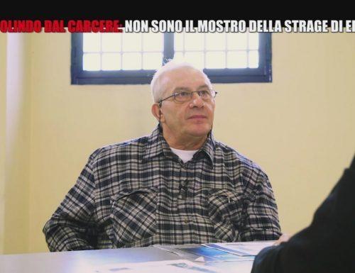 """Strage di Erba, parla Olindo Romano: """"Siamo innocenti"""""""