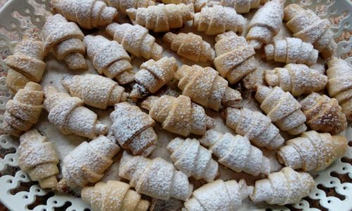 Cornettini homemade alla Nutella®