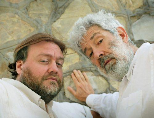 """Teatro Tor Bella Monaca, Alessandro Benvenuti e Stefano Fresi in scena con """"DON CHISCI@TTE"""""""