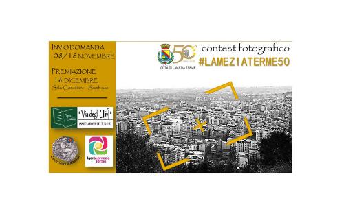 Contest fotografico #LAMEZIATERME50, la graduatoria