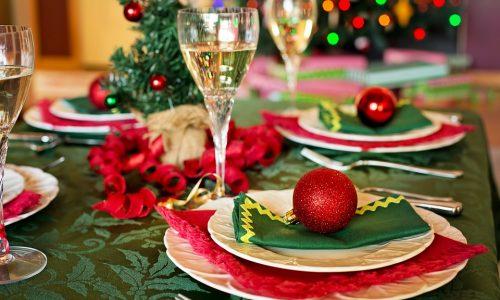 Il pranzo di Natale, una proposta rustica e casareccia