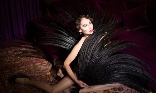 """Royal Burlesque Revue"" al Parioli Theatre Club swing, rock'n'roll e vintage music"