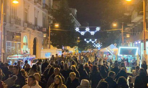 Grande successo per la Notte Bianca a Caserta, 40 mila presenze