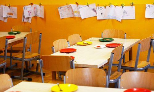 Monitoraggio mense scolastiche: cibi scaduti, carenze igieniche e topi