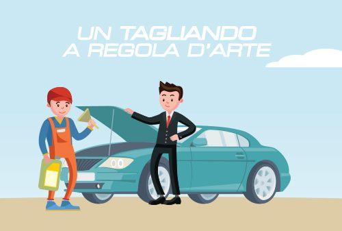 """""""Un tagliando a regola d'arte"""": Unc presenta una guida per la manutenzione dell'auto"""