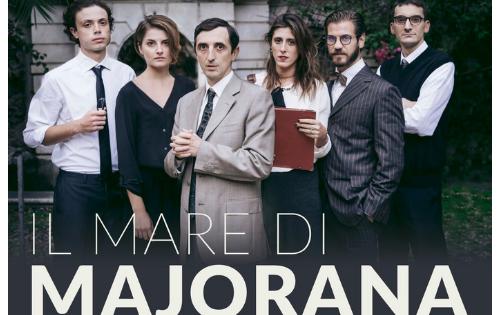 """""""Il mare di Majorana"""", la vicenda umana e scientifica del fisico catanese"""