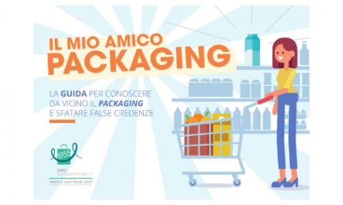 """""""Il mio amico packaging"""", la guida UNC sugli imballaggi"""