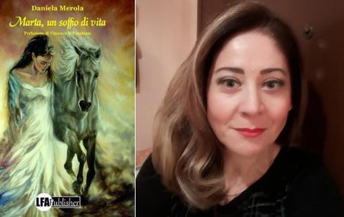 Maria Teresa De Donato, dagli USA un recensione per il romanzo di Daniela Merola