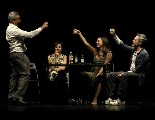 "All'Off/Off Theatre ""Scusate se parliamo d'amore"""