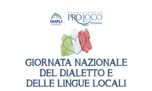 """Settima """"Giornata nazionale del dialetto e delle lingue locali"""", pieno successo per l'iniziativa UNPLI"""