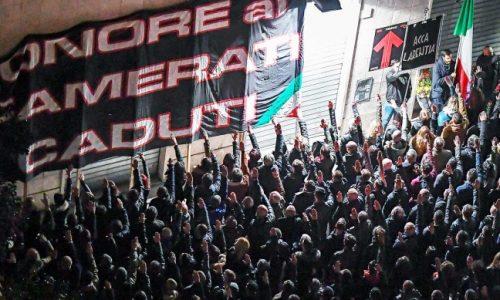Aggressione fascista a due giornalisti de L'Espresso: Avanguardia Nazionale e il capo di Forza Nuova sotto accusa