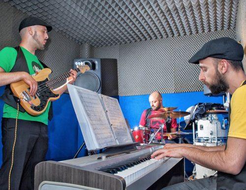 """I """"Tele Jazz Trio"""" al Mercato Centrale di Roma"""