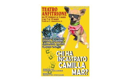 """""""Chi ha incastrato Camilla Mar?"""", l'amore per gli animali nella prima commedia di Cristina Galardini"""