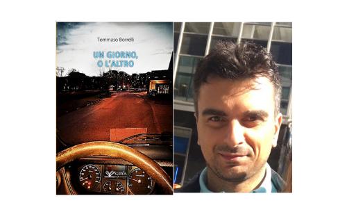"""""""Un giorno, o l'altro"""", Tommaso Borrelli presenta il suo libro autobiografico a Napoli"""