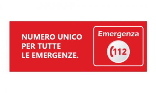 112, il Numero di emergenza Unico Europeo approda sul web